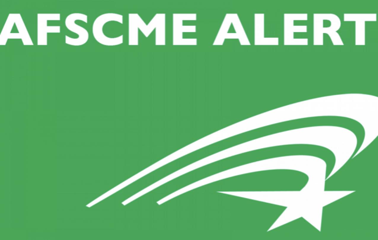 AFSCME COVID 19 Alert