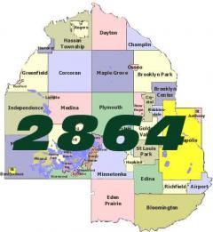 Local 2864 logo