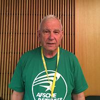 AFSCME retiree member Edward Hysyk