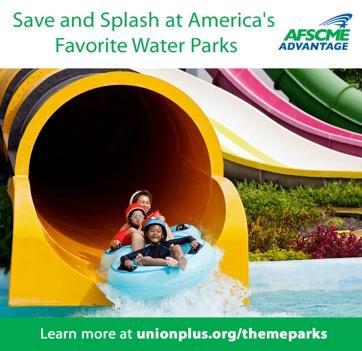 Union Plus Water Parks Savings